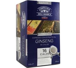 Dosettes ESE Ginseng x16 - Caffè Corsini