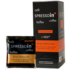 Dosettes café Spressoin Gran Seleccion Vendin  x25 dosettes ESE