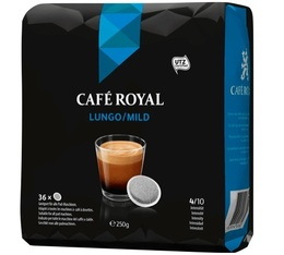 Café Royal 'Lungo' coffee pods for Senseo x36