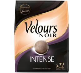 Dosettes souples Intense x32 - Velours Noir