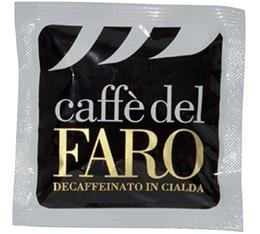 Dosettes ESE - Decaffeinato - x150 - Caffè del Faro