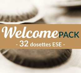 Sélection Welcome Pack - 32 dosettes ESE