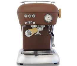 Machine expresso Ascaso Dream PID chocolat finition Bois
