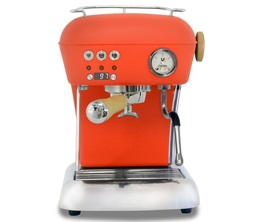 Machine expresso Ascaso Dream PID Orange finition Bois
