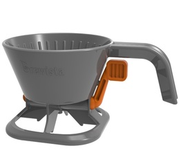 Dripper Brewista Smart Brew Steeping à fond plat 4 tasses