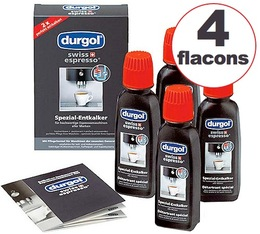 Durgol Swiss Espresso universal descaler for all coffee machines