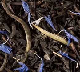 Earl Grey Yin Zhen black tea - 100g loose leaf - Dammann Frères