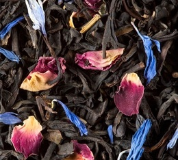 Dammann Frères 'Easter Tea' flavoured black tea - 100g loose leaf