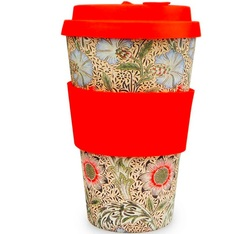 Mug Ecoffee cup Corncockle 40 cl - édition William Morris