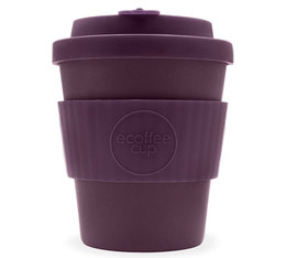 Mug Ecoffee Cup Sapere Aude 25 cl - Violet