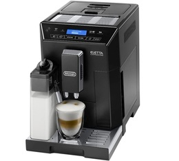 DeLonghi ELETTA Cappuccino ECAM 44.660.B MaxiPack Garantie 3 ans