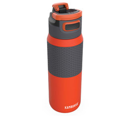 KAMBUKKA Elton orange insulated bottle - 750ml