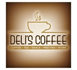 Café en grains Espresso Blend -  Deli's Coffee - 10kg
