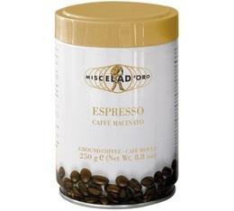 Café moulu Espresso Macinato 250g - Miscela d'Oro