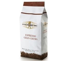 Café en grains Gran Crema 1kg - Miscela d'Oro