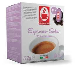 Capsule Lavazza a Modo Mio® Seta compatible 100% arabica  x16
