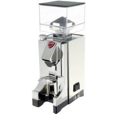 Moulin à café Eureka Mignon Professionnel Chrome MCI/MT220C - Avec timer (déconnectable)