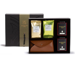 Dammann Frères 'Excursion' tea gift set