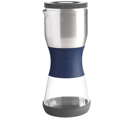 Cafetière Fellow Duo coffee steeper bleue
