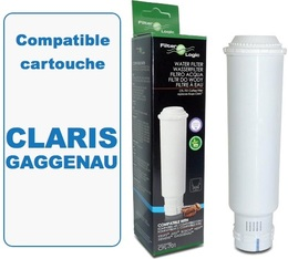 Cartouche filtrante Filter Logic FL701 compatible Claris Gaggenau