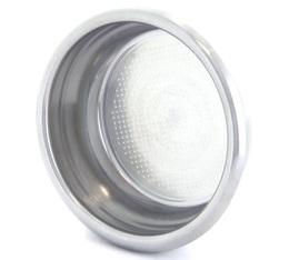 Filtre simple haut 2 tasses 58mm pour machine expresso Vibiemme