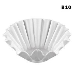 Option Bravilor : 1 boîte de 250 filtres papier B10