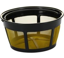 Filtre permanent en or pour cafetière filtre CF981A - Riviera & Bar