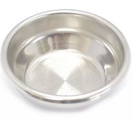 Filtre simple 2 tasses pour machine expresso Ariete New Cafe Retro