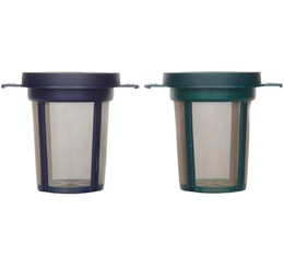 Lot de 2 filtres à thé permanent (M) - Finum