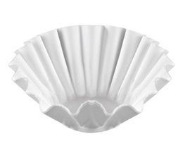 500 x wave flat-bottomed coffee filters for Marco Jet 6