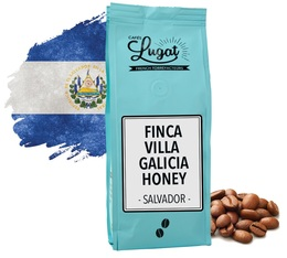 Café en grains : Salvador - Finca Villa Galicia Honey - 250g - Cafés Lugat