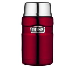 Lunch box Thermos King rouge - 71 cl - Thermos
