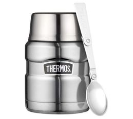 Lunch box isotherme inox Thermos King 47 cl - Thermos