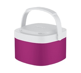 Lunch box Stack N' Lock rose 35cl - Thermos