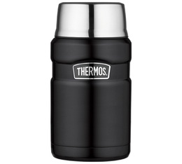 Thermos King Food Flask Black - 71 cl