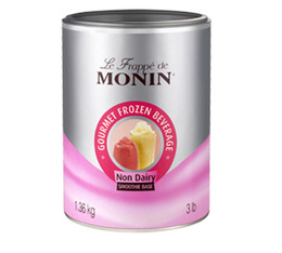 Frappé de Monin Base Neutre - 1.36 kg