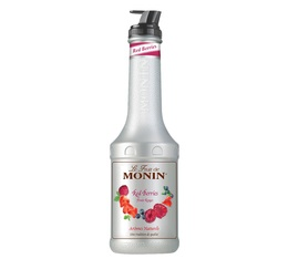 Purée de Fruit de Monin - Fruits Rouges - 1L