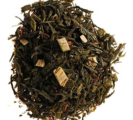 Thé vert en vrac Gan Cao 100g  - Comptoir Français du thé