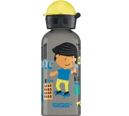 Gourde de voyage Sigg New York Boy 40cl