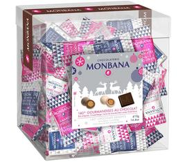 Maxi-Box 140 gourmandises au chocolat - Monbana