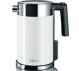 Bouilloire électrique Graef WK701 blanche 1,5L