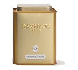 Boite Dammann N°499 Grand Goût Russe - 100gr