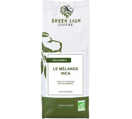 Coffee Beans Green Lion Coffee Mélange Inca - 250g