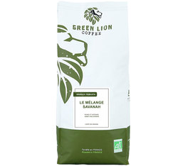 Café en grains Green Lion Coffee Mélange Savanah - 1kg