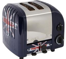 Grille-pain NewGen 2 fentes drapeau anglais - Dualit
