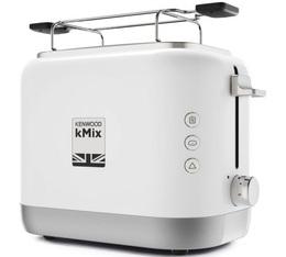 Grille-pain Kenwood kMix TCX751WH Blanc 2 fentes