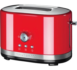 Toaster 5KMT2116EER rouge Empire 2 fentes - KitchenAid
