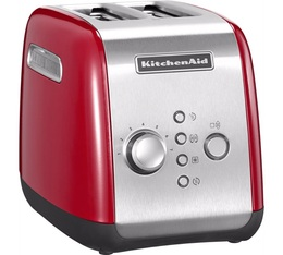 Toaster 5KMT221EER rouge Empire 2 fentes - KitchenAid