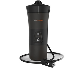 Handcoffee Auto 12V travel coffee maker + Free Senseo-compatible pods