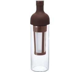 Hario Filter-in bottle cold brew marron pour extraction de café froid - 700ml